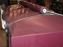 Tarpco Side Roll System: Best Material Available
